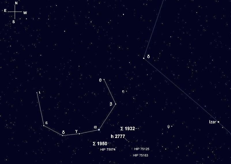 Serpens | Star-Splitters