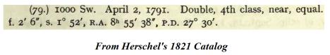 Herschel on STF 1315