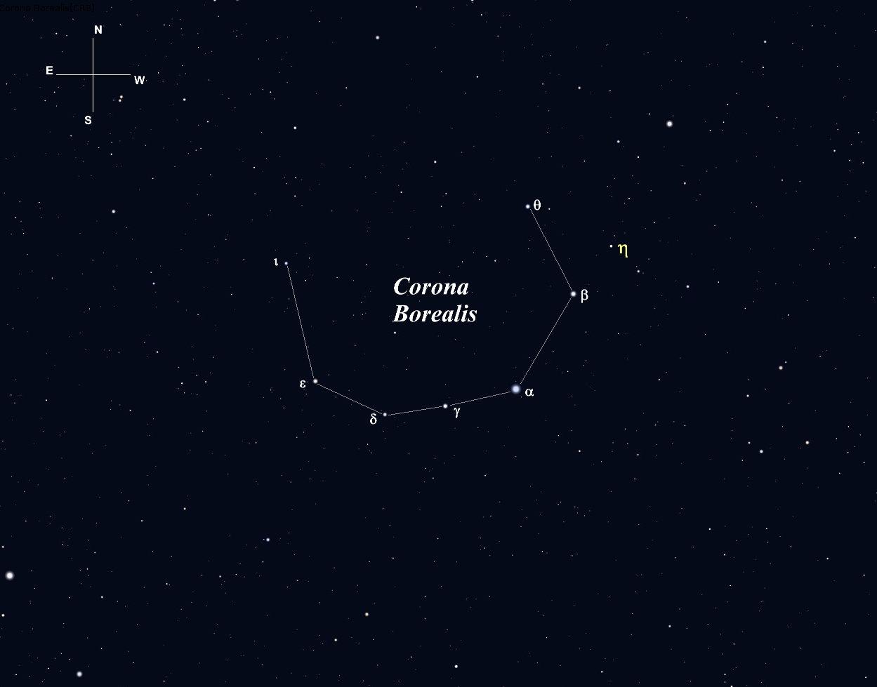Corona Borealis | Star-Splitters