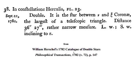Herschel on H V 38