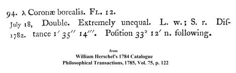 Herschel on Lambda CrB