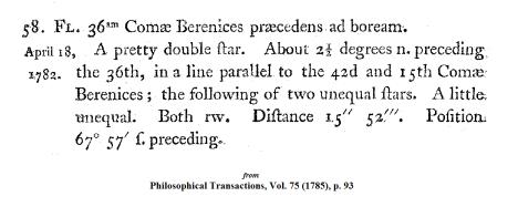 Wm Herschel on STF 1685