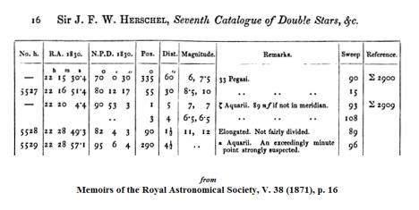 J. Herschel on HJ 5529