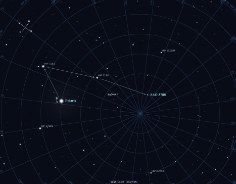 Stellarium screen image again, click to enlarge.
