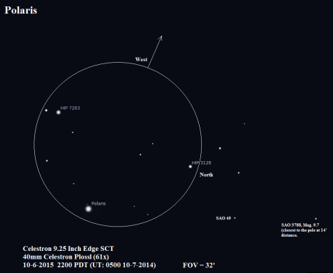 Click to enlarge – note, east and west are reversed here to match a refractor or SCT view.