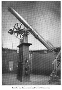 18-5-inch-clark-refractor-at-dearborn-observatory